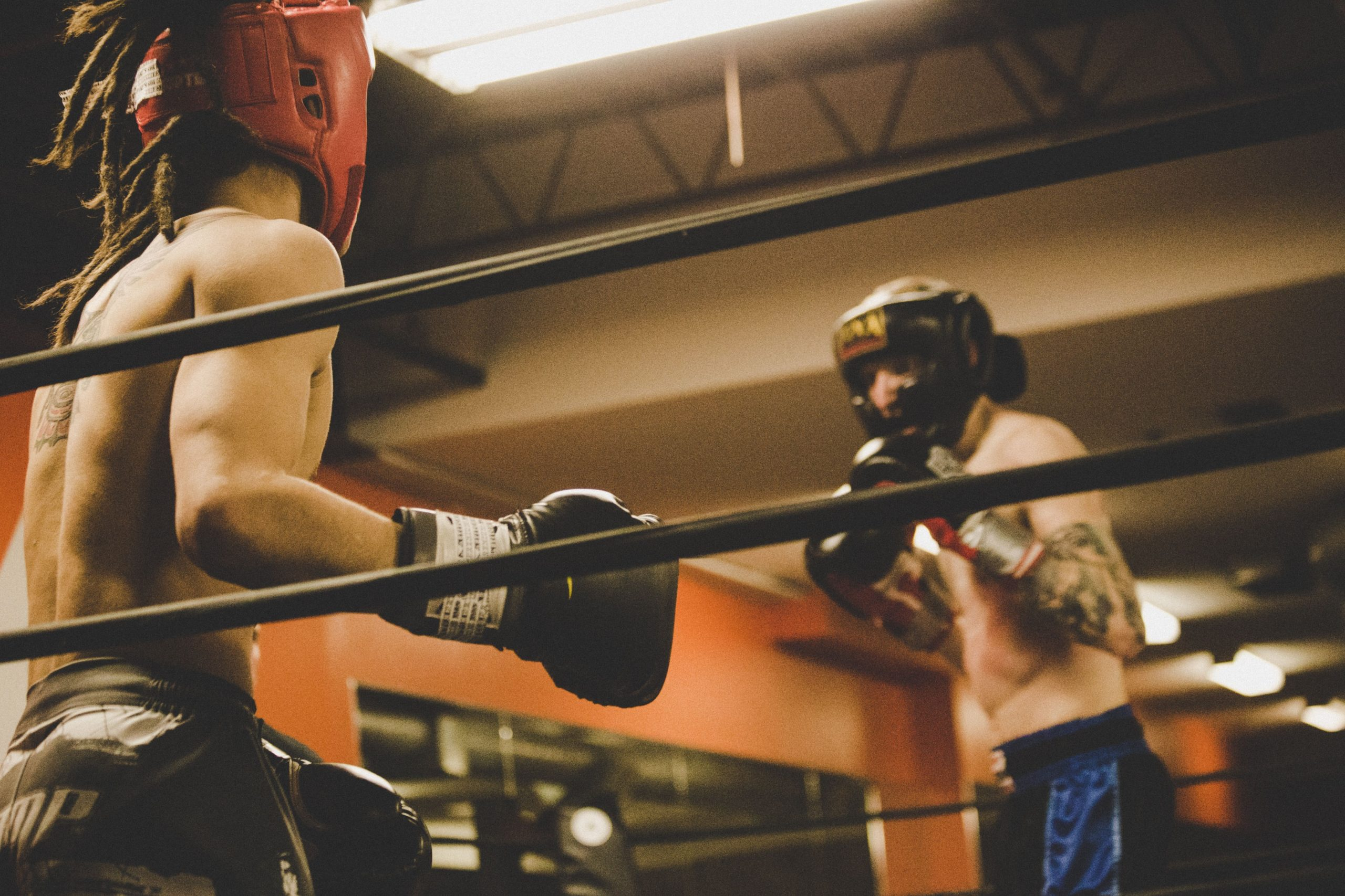 Boxer ready to soar on world stage